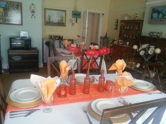 Oak Lane B&B: DINNING ROOM