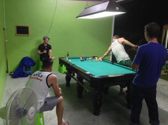 Samui Backpacker Hotel: games area