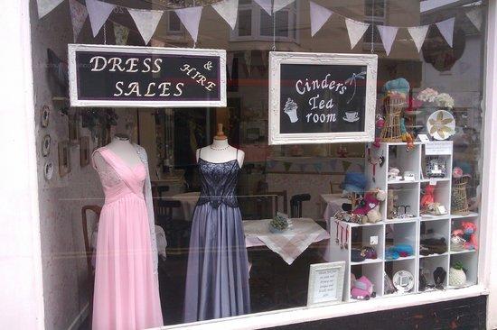 Cinderellas Tea Room and Dress Shop