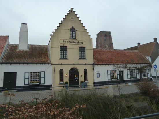 Lissewege, Belgium: DE GOEDENDAG