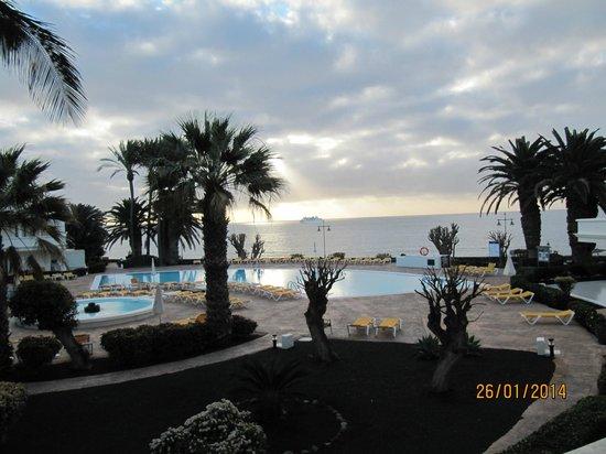 IBEROSTAR Lanzarote Park - TEMPORARILY CLOSED : Utsikten fra rommet var bra