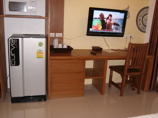 The Opium Serviced Apartment & Hotel : very clean room