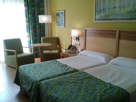 Elba Costa Ballena Beach Hotel: habitacion planta baja
