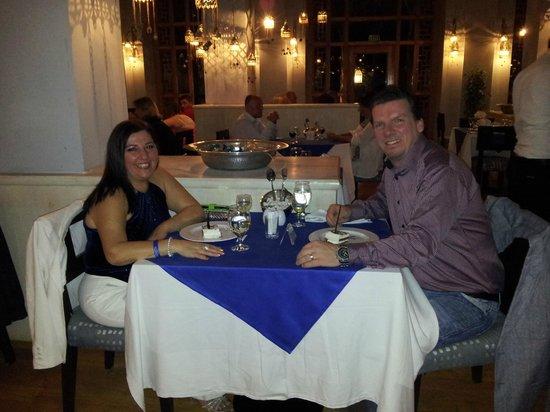 The Grand Hotel Sharm El Sheikh: Fusion restaurant