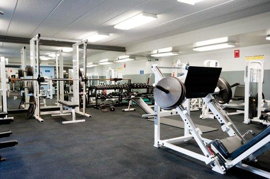 Colony South : Fitness Center