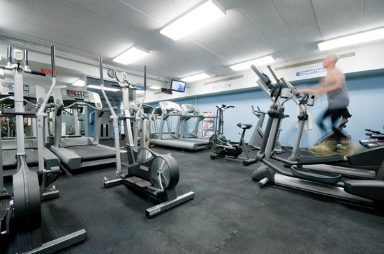 Colony South: Fitness Center