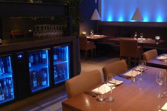 Restaurant Taste!: Interieur