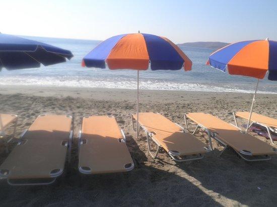 Mikro Xorio: beach