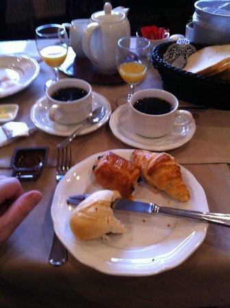 Albert 1 Hotel: Ontbijt