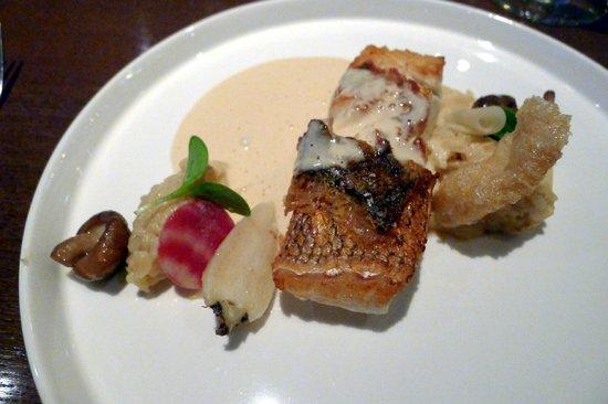 Restaurant Taste!: Zeebaars