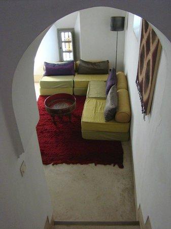 Riad Talaa 12: Couloir