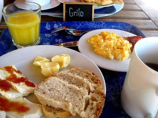 Cerca do Sul: Breakfast