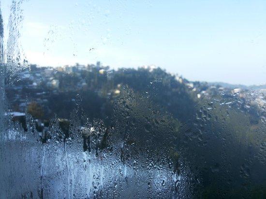 Kapil Hotel: view!