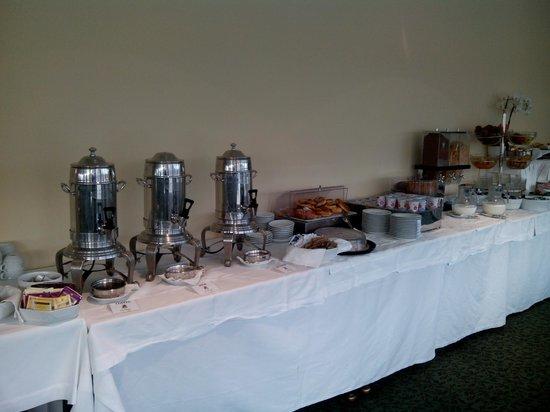 Hotel Atlante Star: Buffet desayuno