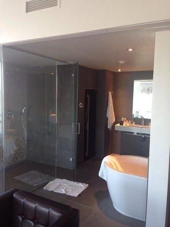 Hotel Breukelen: Sauna and hamam