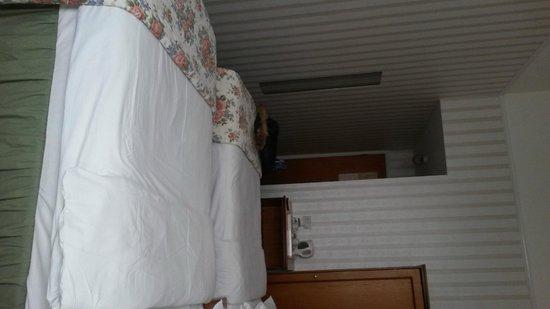 The Columbia: habitación doble 2º piso