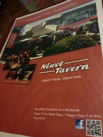 写真Niwot Tavern枚