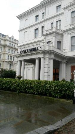 The Columbia: Fachada