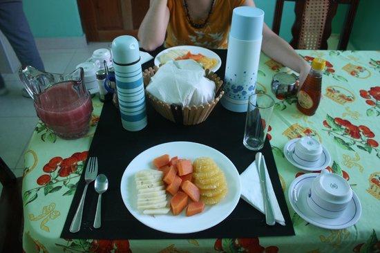 Hostal Casa di  Elio Ramos: la colazione