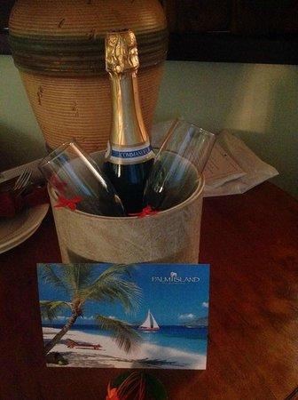 Palm Island Resort & Spa: Welcome Back !!!!