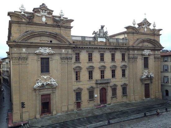 San Firenze Suites & Spa: Il panorama dalla mia stanza