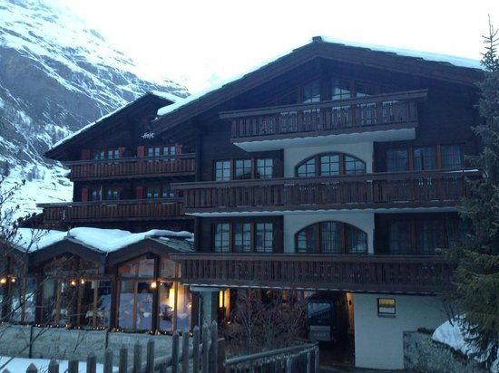 Hotel Dufour Alpin Zermatt : Hotel Dufour