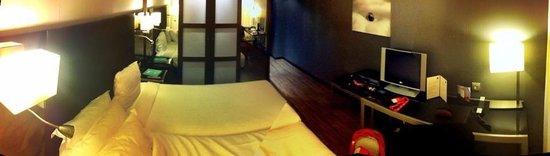 AC Hotel Madrid Feria: habitación doble