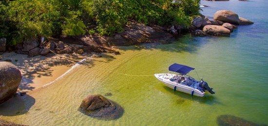 Palombeta Speedboat