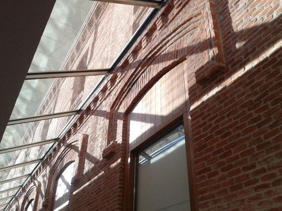 Parador de Alcalá de Henares: Detalle Interior.