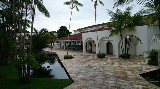 Tropical Manaus Ecoresort: restaurant