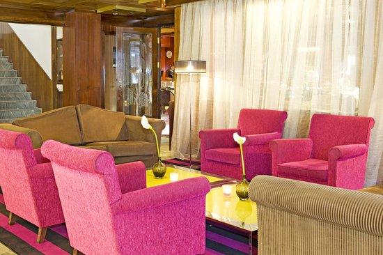 Thon Hotel Linne: Lobby