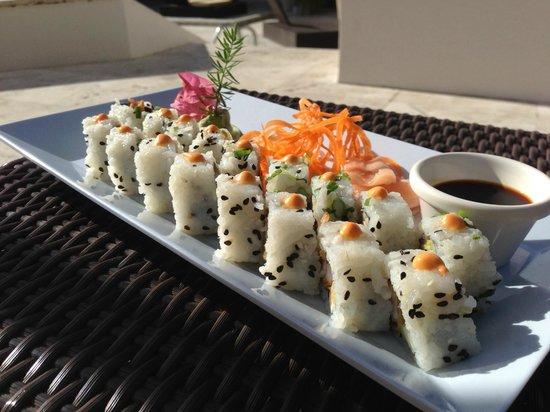 Sugar Ridge : Fantastic sushi - so tasty!