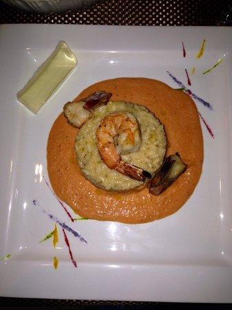 Gastronomia El Buzo: Tartar de Camarones