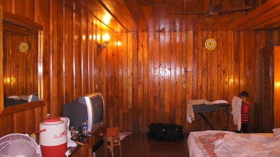 Sterling Thekkady: Our room