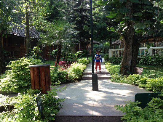 Thekkady - Woods n Spice, A Sterling Holidays Resort : Hotel