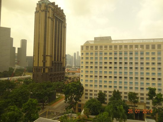 Village Hotel Bugis by Far East Hospitality : View from room - 2