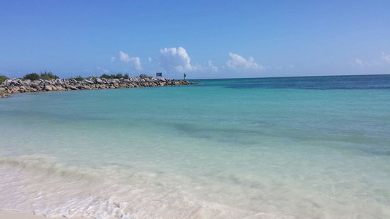 Grand Lucayan, Bahamas: Gorgeous Day
