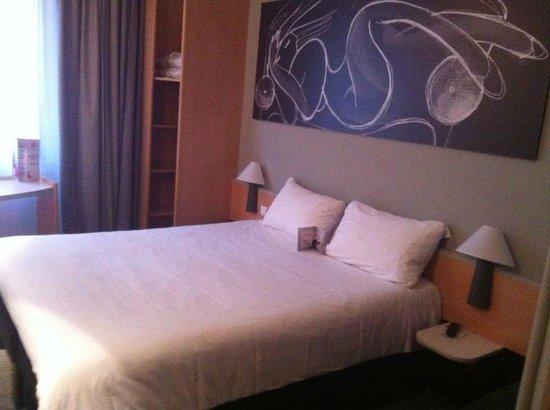 Hotel ibis Daumesnil Porte Doree: Room