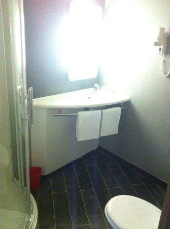 Hotel ibis Daumesnil Porte Doree: Bathroom