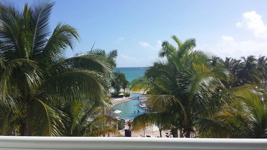 Grand Lucayan, Bahamas: View from my room...