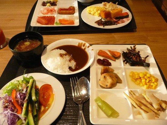 Hakodate Kokusai Hotel: 朝食