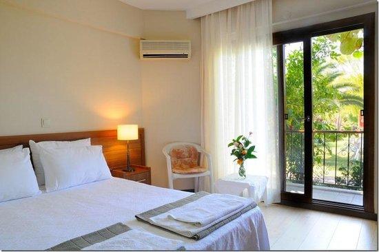 Crescent Hasirci Hotel & Villas: Lovely bedrooms