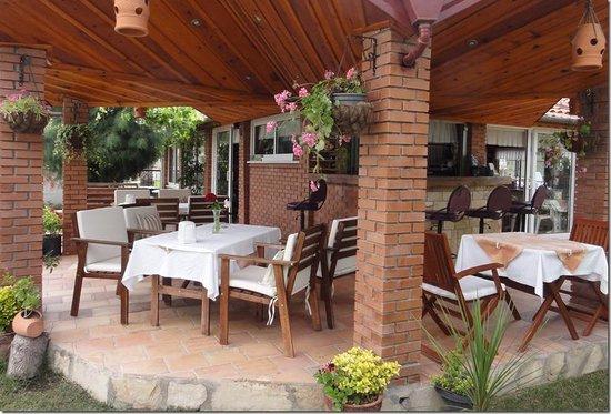 Crescent Hasirci Hotel & Villas: Nice spot for a drink