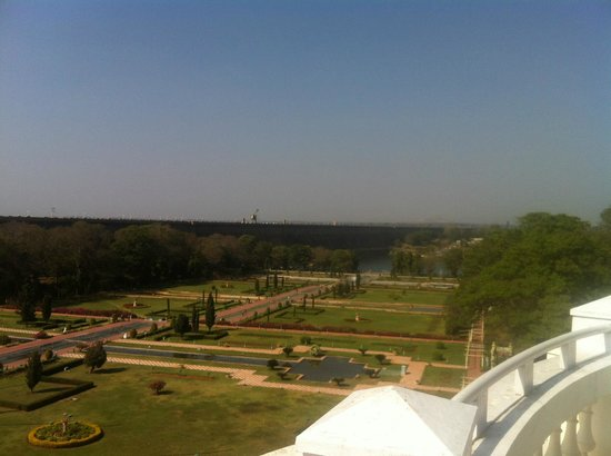 Royal Orchid Brindavan Gardens: View from the Hotel