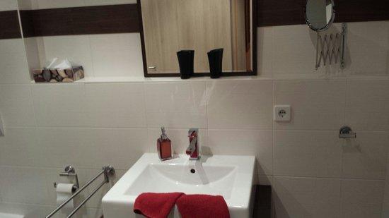 Villa Altstadtperle Erfurt: Bathroom