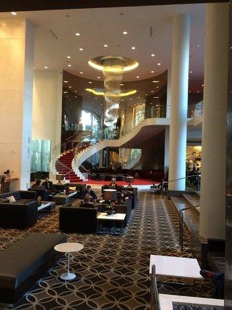 W Hollywood: Lobby