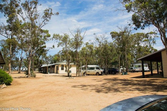 Stirling Range Retreat: Near the office grounds