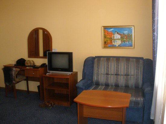 Hotel Grifon: chambre