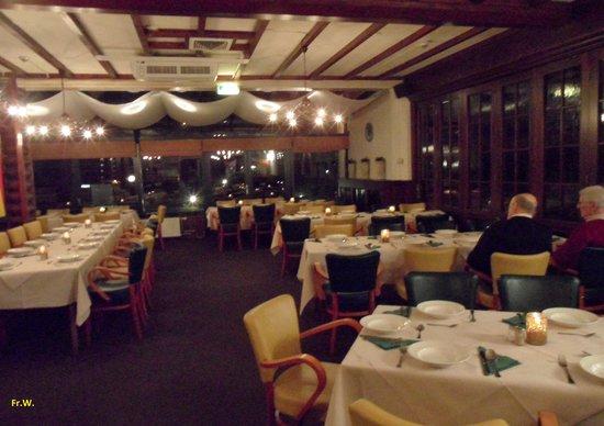 Hotel De Hoeve van Nunspeet: Het Restaurant .