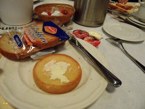 Hotel De Hoeve van Nunspeet: Het ontbijt .